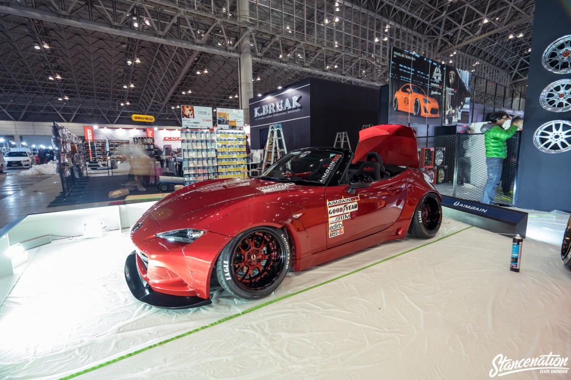 Tokyo Auto Salon 2016-1