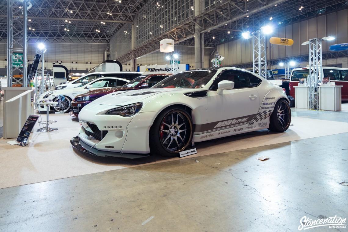 Tokyo Auto Salon 2016-10