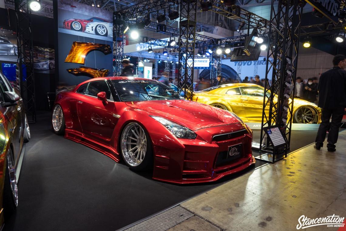 Tokyo Auto Salon 2016 Photo Coverage Part 1