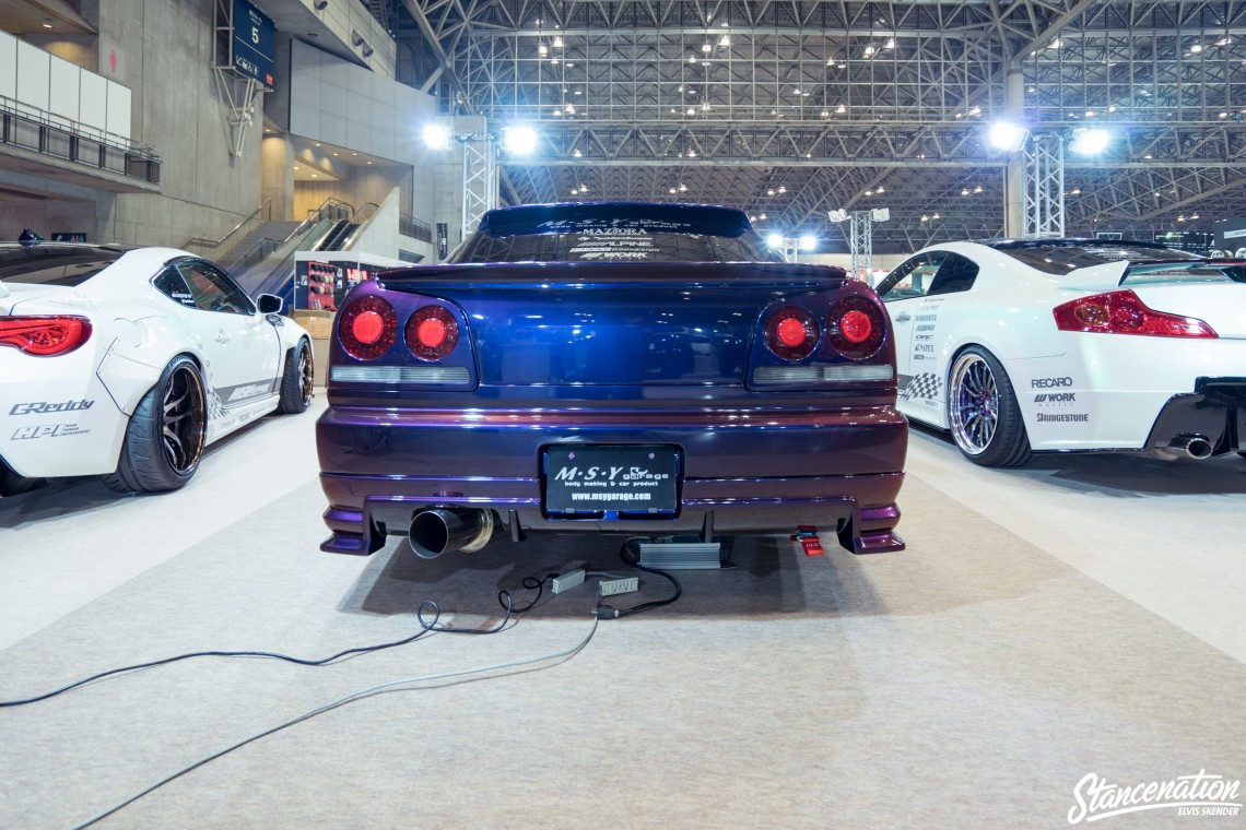 Tokyo Auto Salon 2016-13