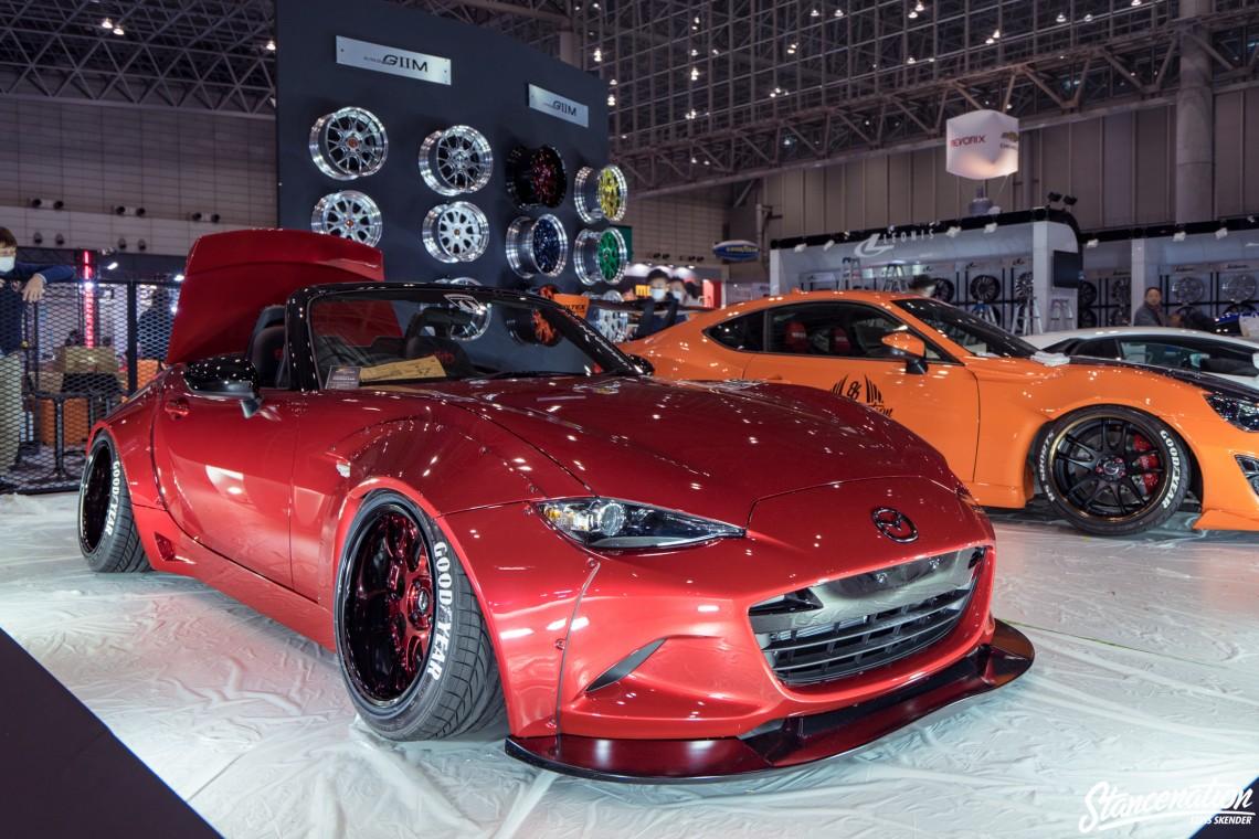 Tokyo Auto Salon 2016-4