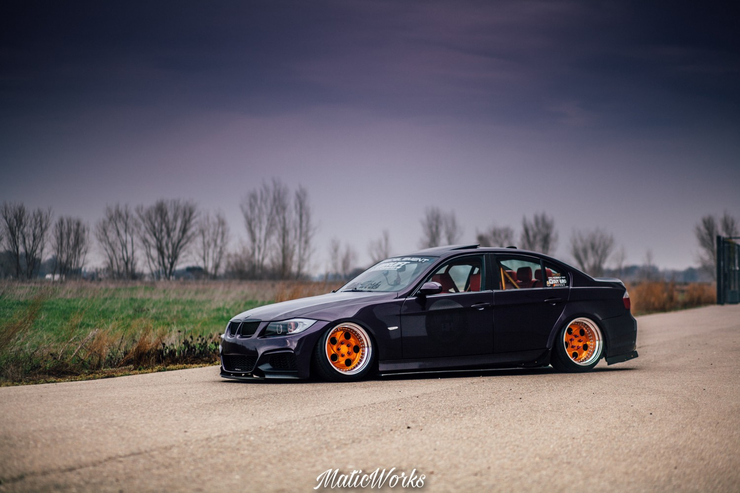 Sexy E90 Stancenation Form Gt Function
