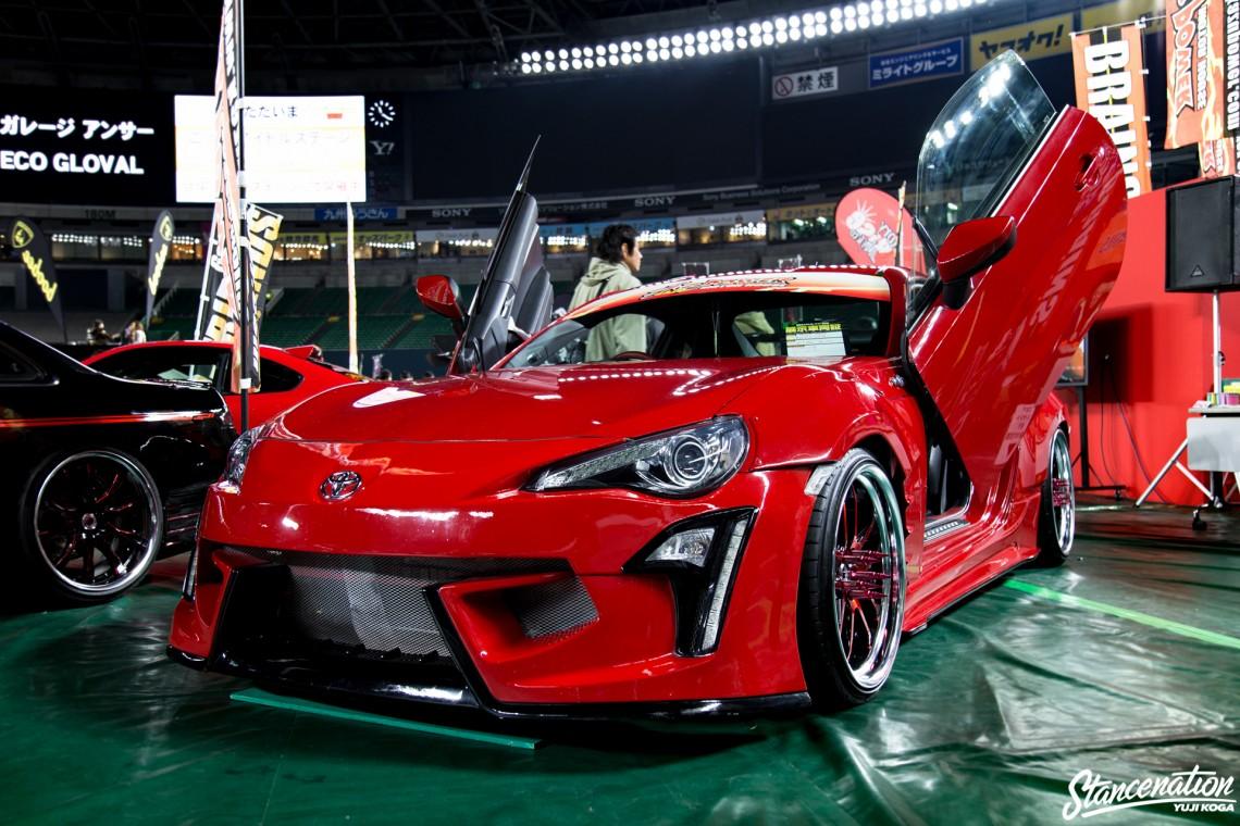 Fukuoka Custom Car Show 2016-10