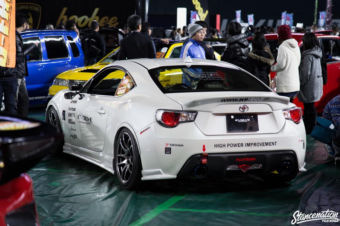 Fukuoka Custom Car Show 2016-9