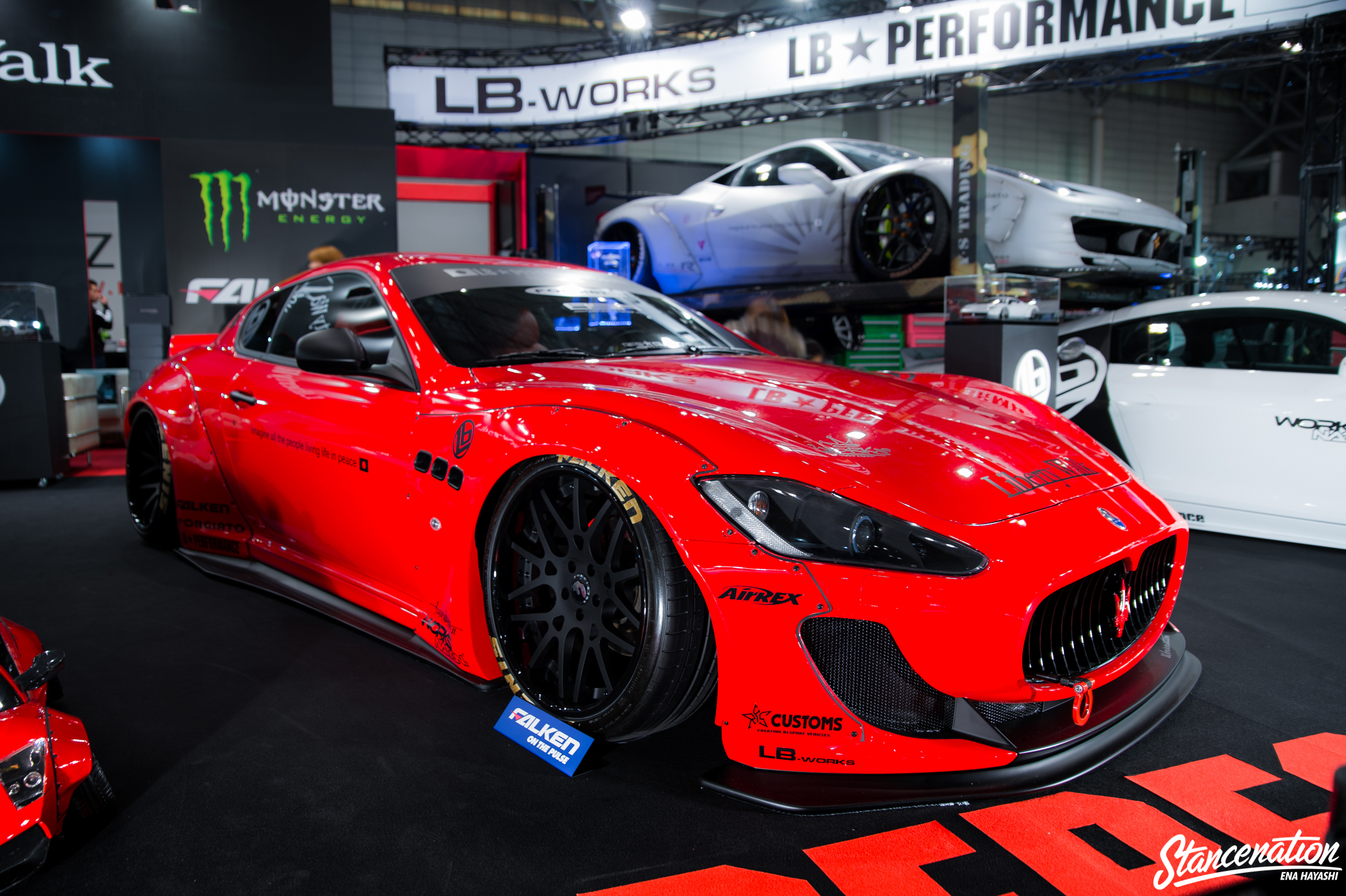 Tokyo auto salon 2016 photo coverage part 2 anything for The car salon