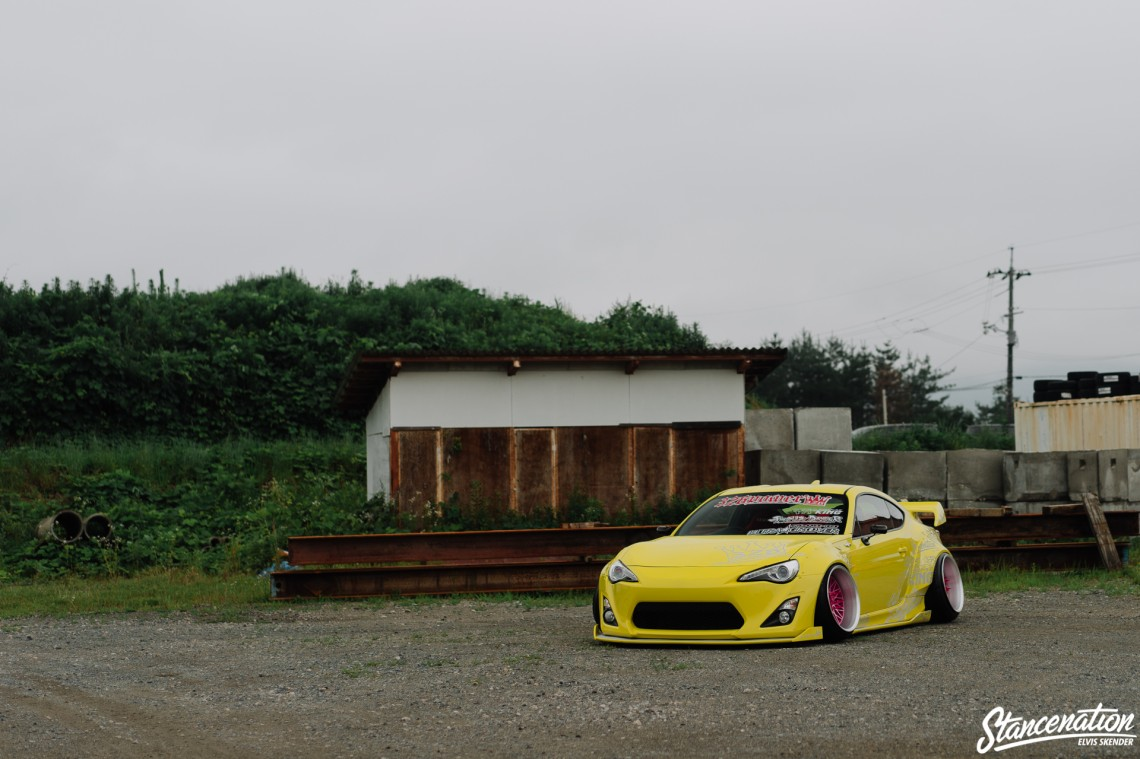 326 Power Japan Toyota 86 Scion FRS-11