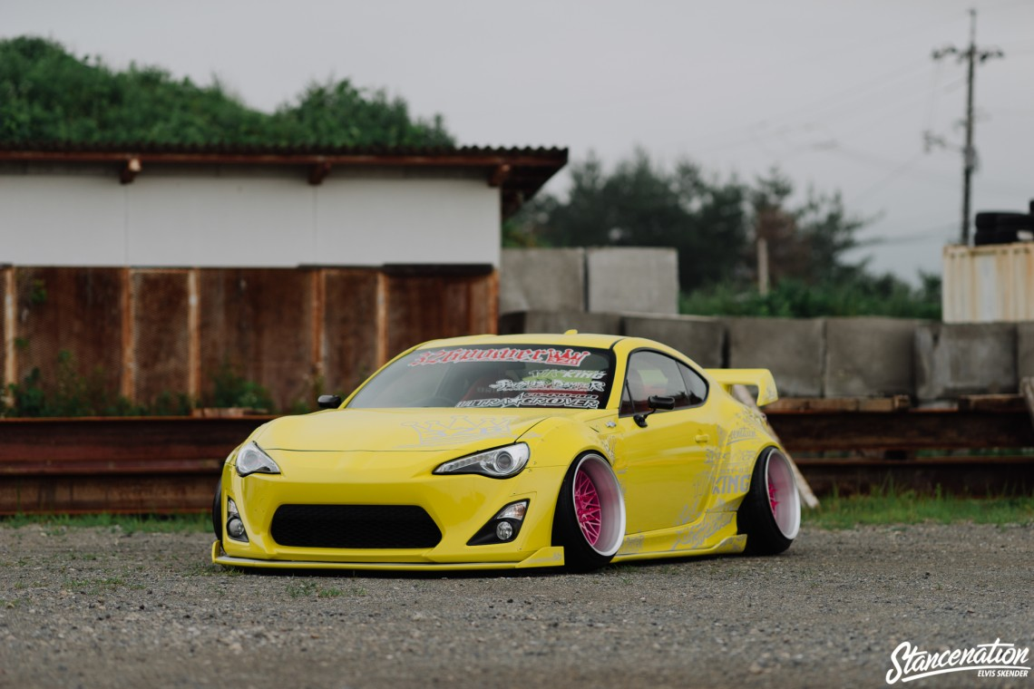 326 Power Japan Toyota 86 Scion FRS-17