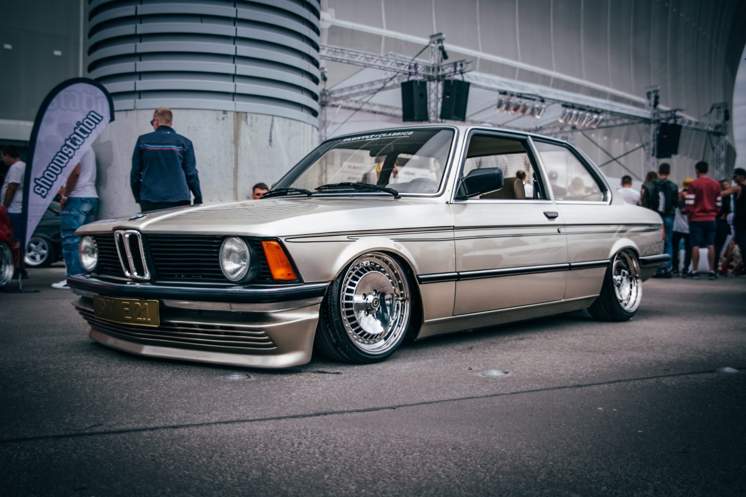 clean bmw e21 stancenation form function. Black Bedroom Furniture Sets. Home Design Ideas