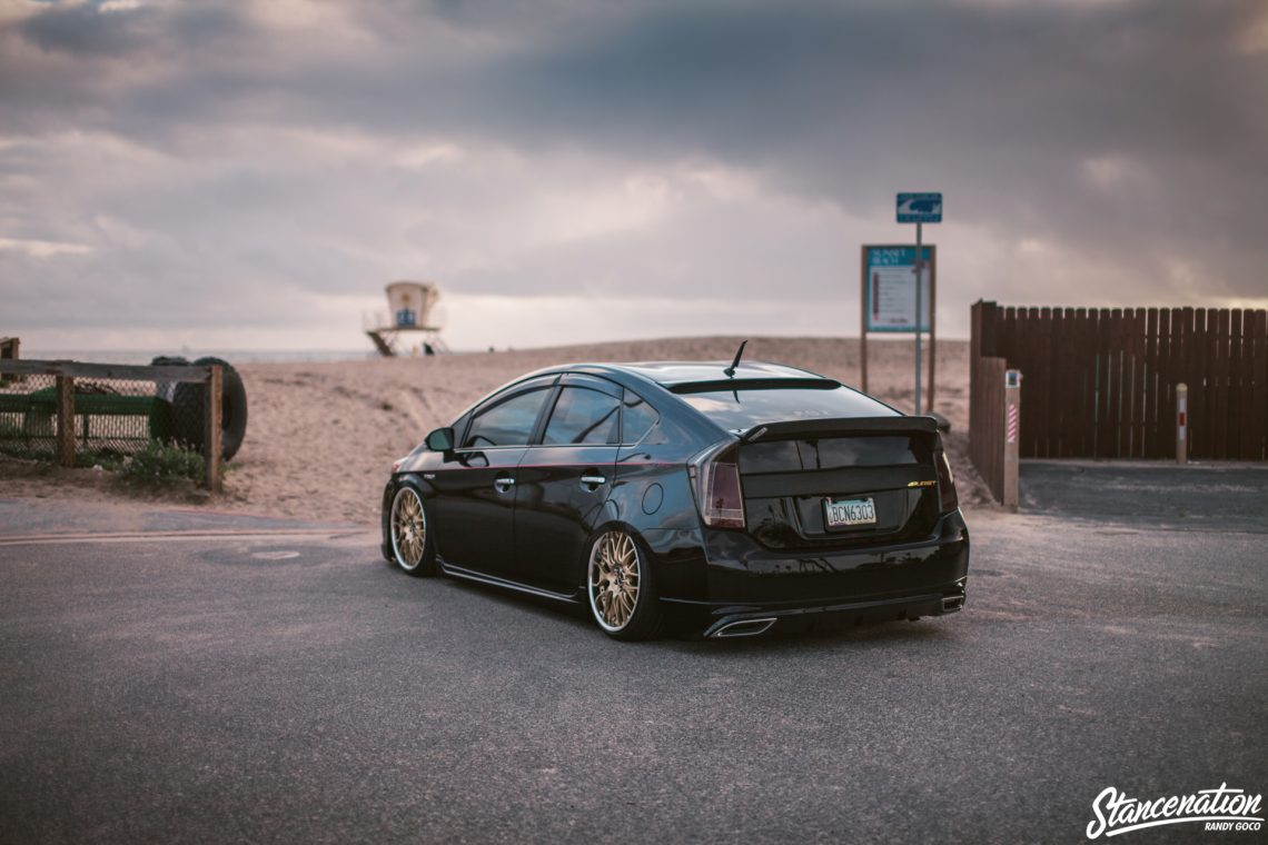 A Blessing in Disguise // Kyoei USA VIP Style Toyota Prius ...