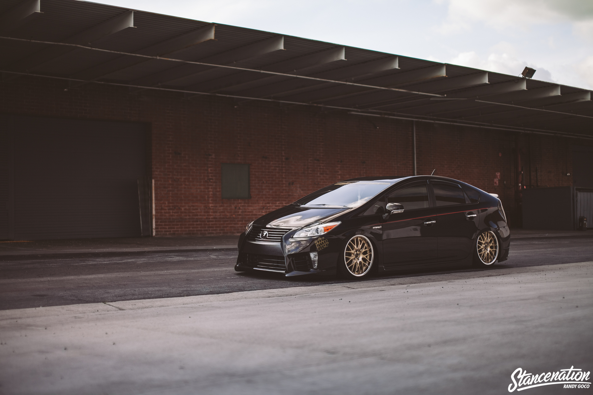A Blessing In Disguise Kyoei Usa Vip Style Toyota Prius