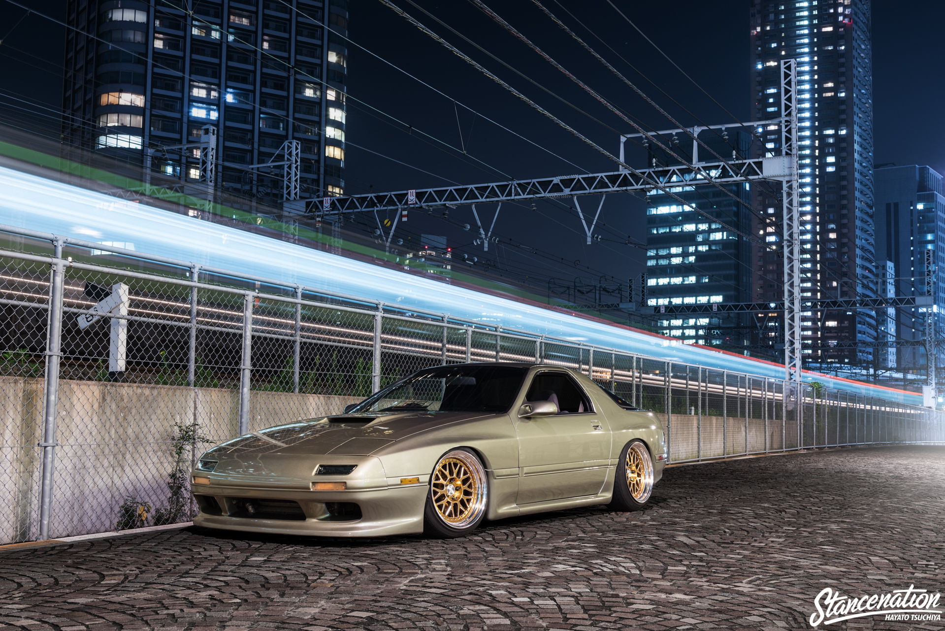 Age is Just A Number // Kohei's Mazda FC RX7  | StanceNation