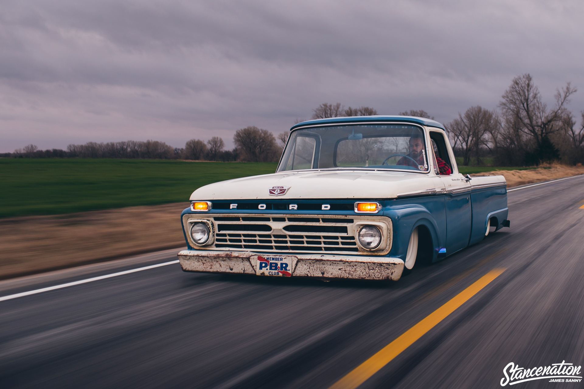 2016 F150 Seat Covers >> A Time-Capsule Unlike Any Other // Eric Banks Ford F100 ...