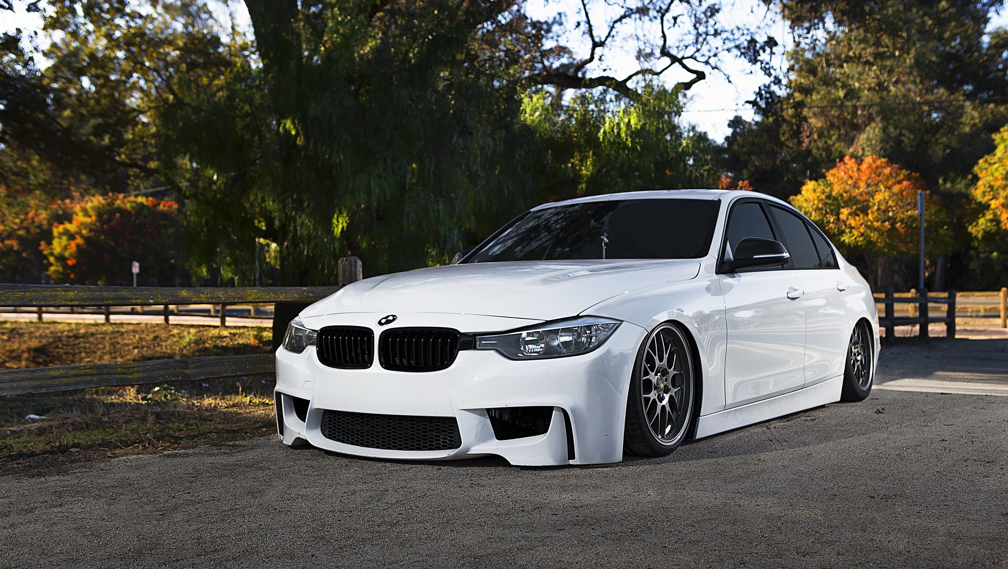 New Performance Air Suspension For Bmw F30 3 Series