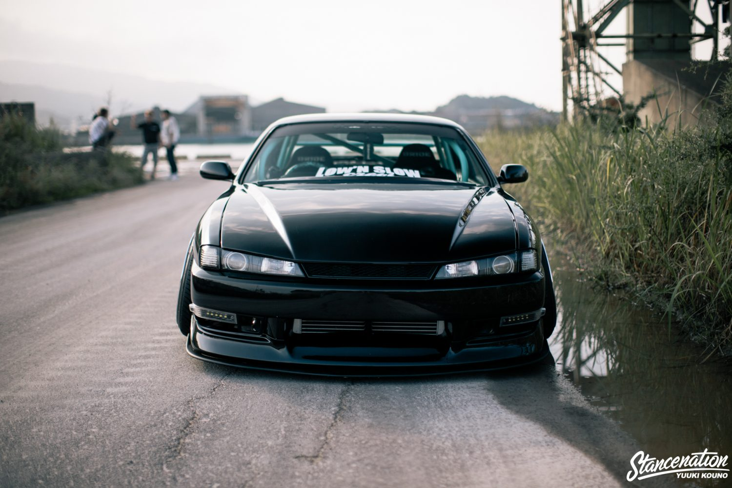 third time 39 s the charm shota 39 s nissan silvia s14 stancenation form function. Black Bedroom Furniture Sets. Home Design Ideas
