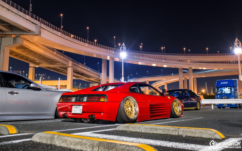 Xs Car Night Long Beach
