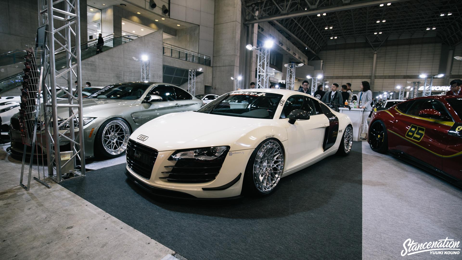 Tokyo auto salon 2017 photo coverage part 1 anything for 2006 tokyo auto salon
