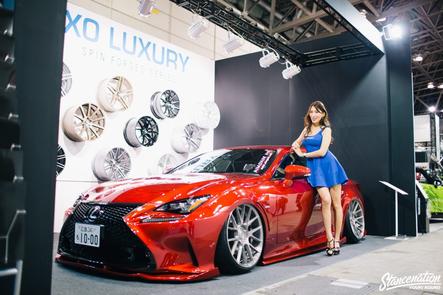 Tokyo Auto Salon 2017 Photo Coverage Part 1