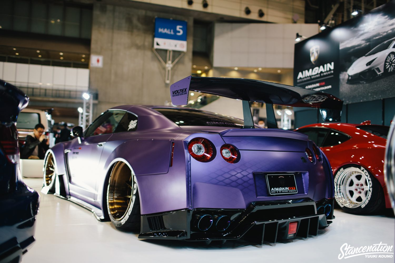 Tokyo auto salon 2017 photo coverage part 1 for Photo salon