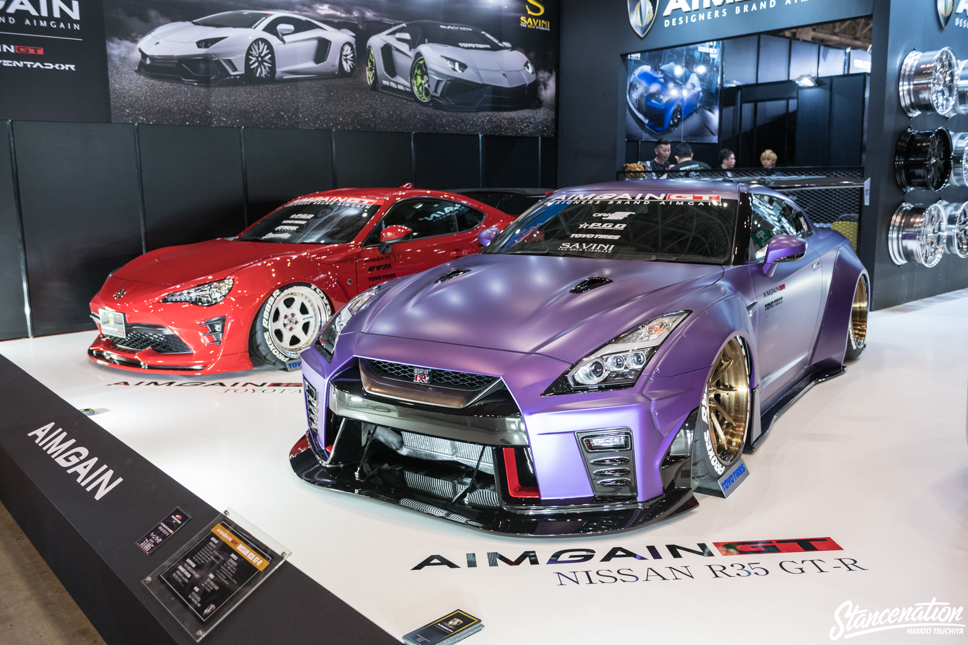 tokyo auto salon 2017 photo coverage part 2 anything cars the car enthusiasts. Black Bedroom Furniture Sets. Home Design Ideas