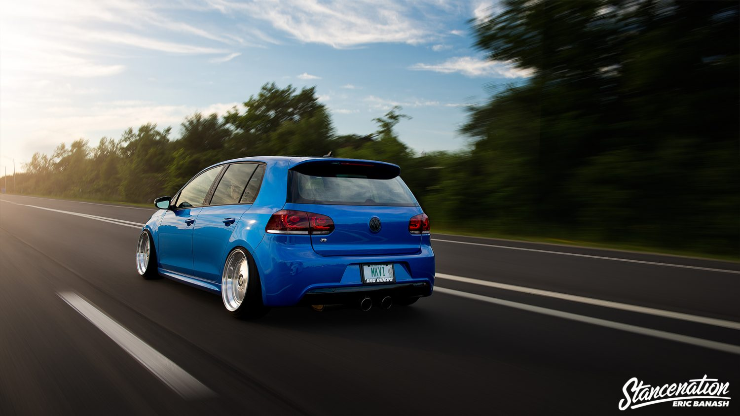 Less Is More Brian Jensen S Fitted Mk6 R