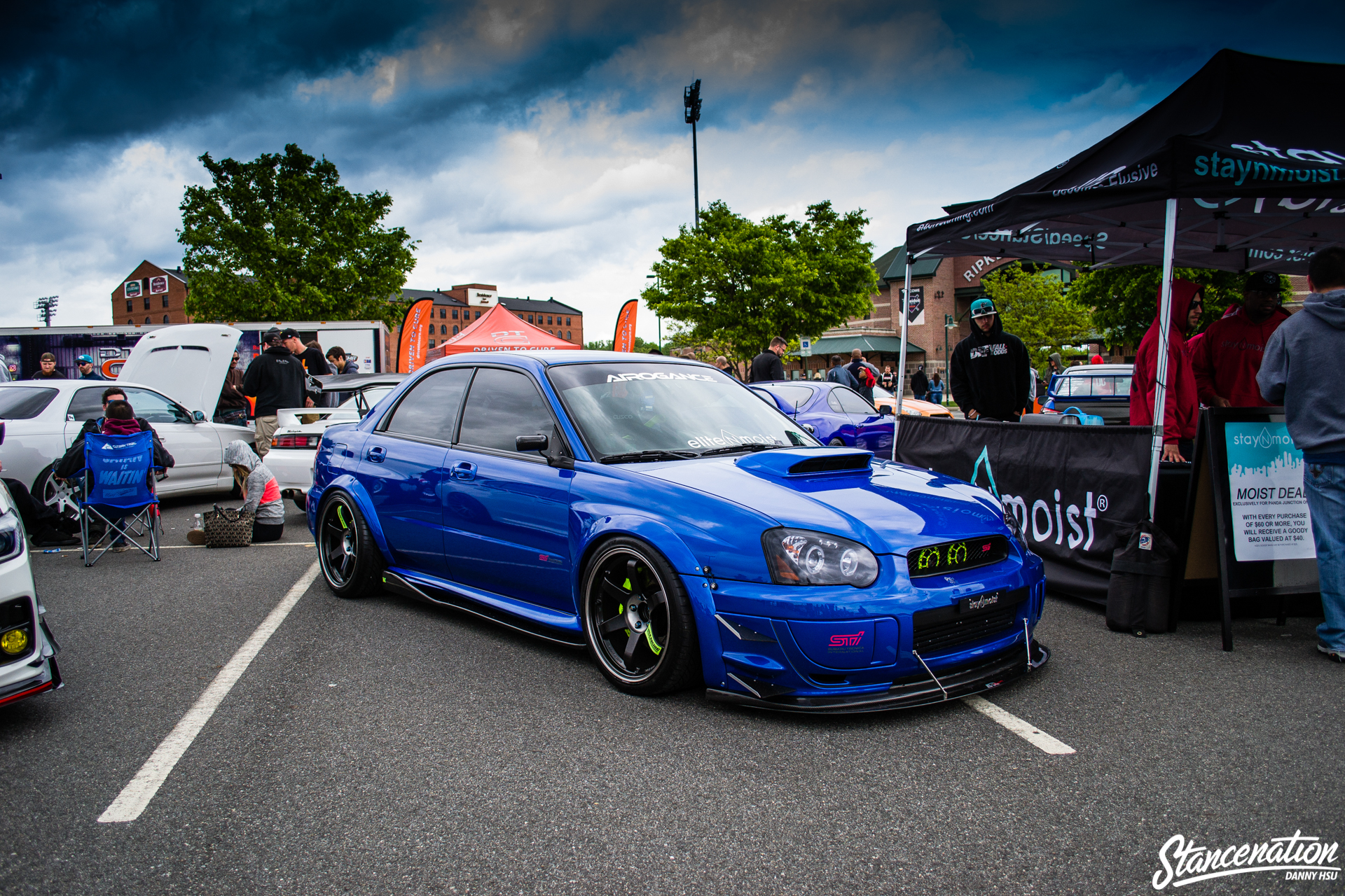 Function Junction Car Show
