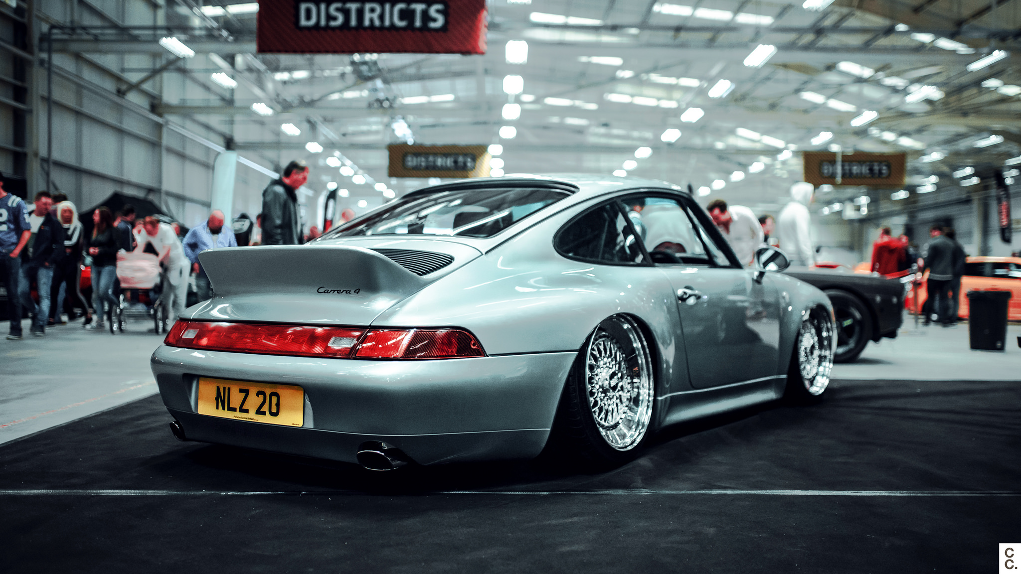 Low Porsche 911 Carrera 4 Stancenation Form Gt Function