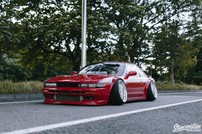 Spotlight // Masahiro Sugawara's Nissan S13 Silvia ...