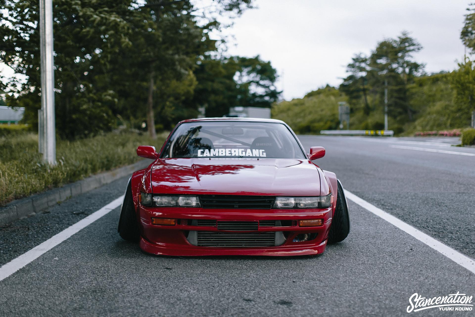 Spotlight Masahiro Sugawara S Nissan S13 Silvia