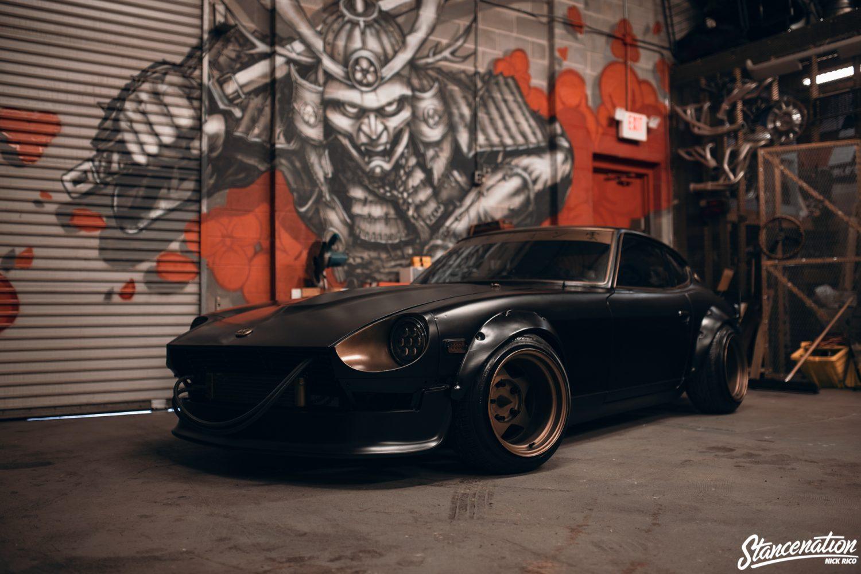 Nissan Fairlady Z >> The Devil Z // Scott Koehler's Datsun 240Z. | StanceNation ...