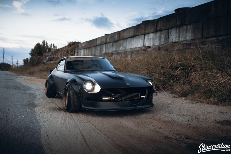The Devil Z // Scott Koehler's Datsun 240Z. | StanceNation ...
