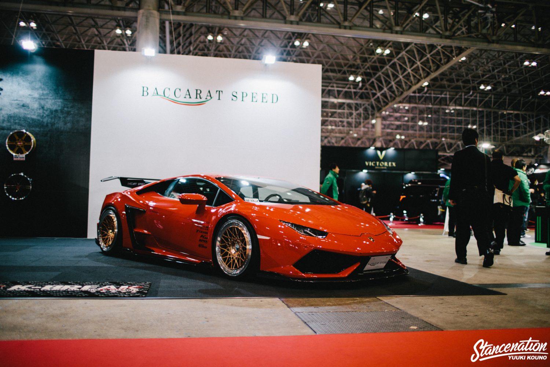 Tokyo Auto Salon 2018 Photo Coverage Stancenation