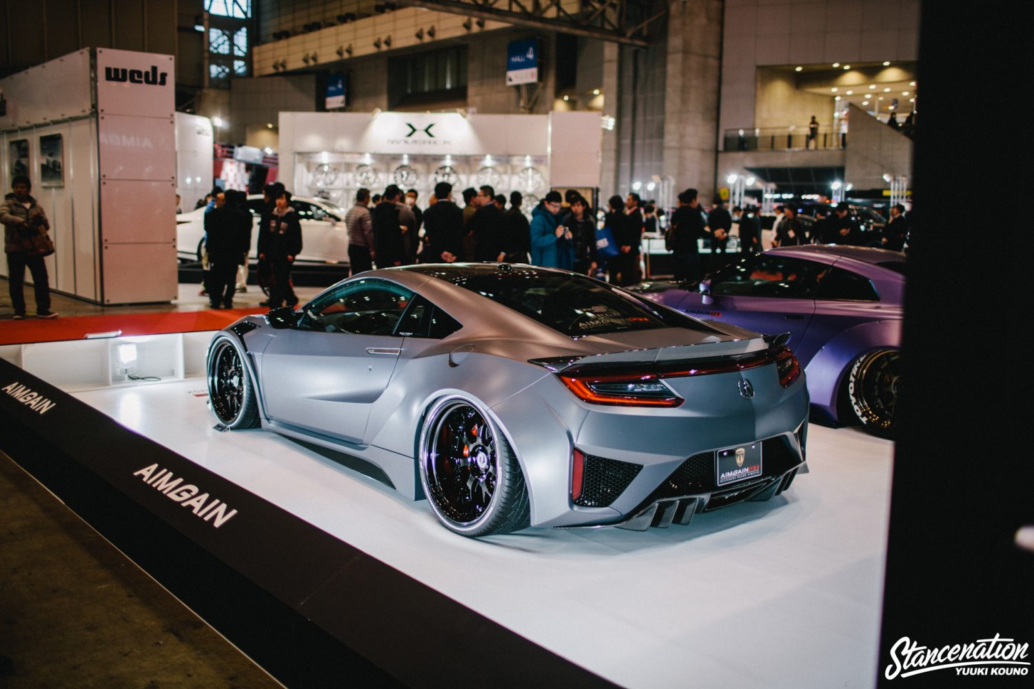 Gravity Auto Atlanta >> Tokyo Auto Salon 2018 // Photo Coverage. | StanceNation™ // Form > Function