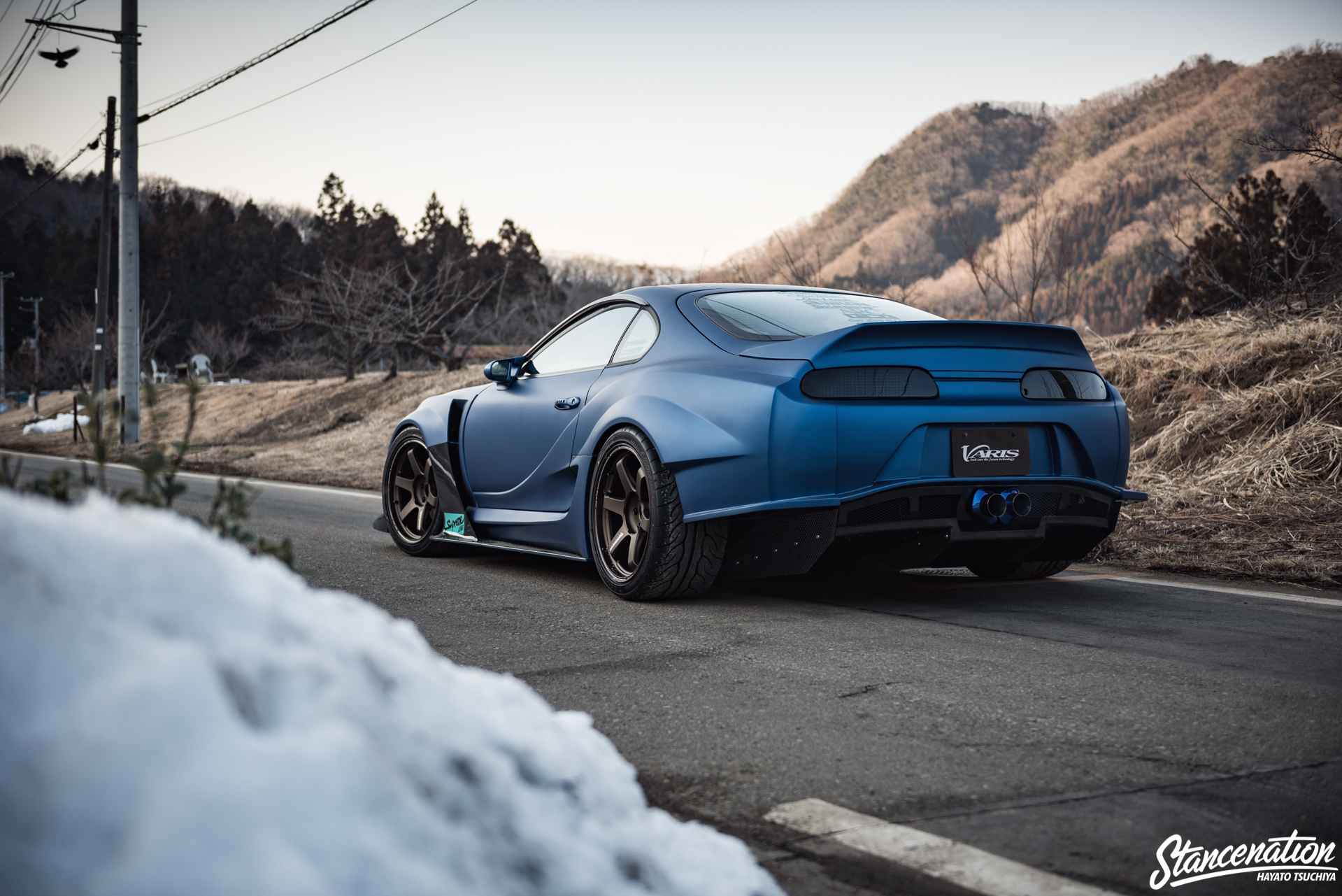 Where Are Nissans Made >> Pushing Limits // The Varis x Garage Revolver Toyota Supra | StanceNation™ // Form > Function