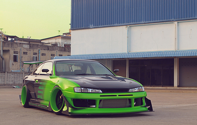 one wild s14 stancenation� form gt function