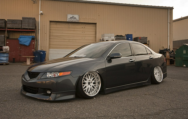 Frame Dragging TSX StanceNation Form Function - 2006 acura tsx coilovers
