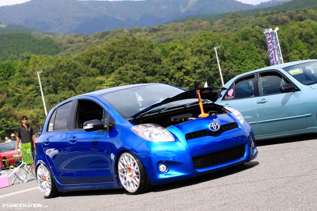 Slammed Society Japan - Toyota Yaris Forums - Ultimate Yaris ...
