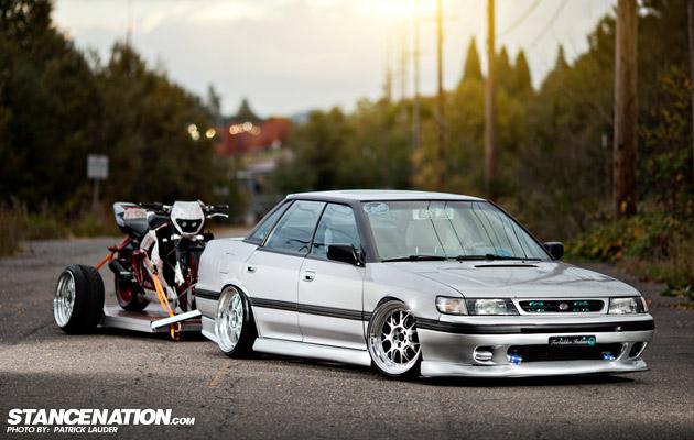 Subaru Portland Oregon >> Budget Build Stunt Hauler. | StanceNation™ // Form > Function
