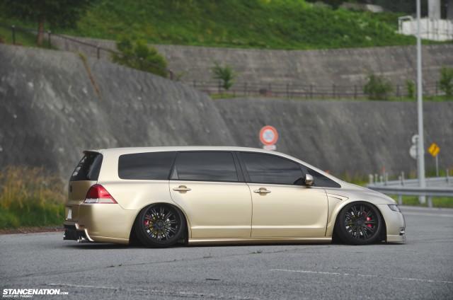 Stance VIP Style Honda Odyssey Japan (10)