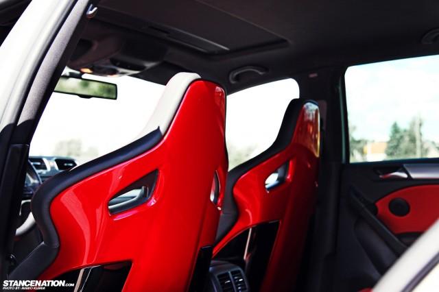 Stanced Volkwagen Golf GTI (13)