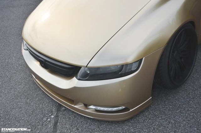 Stance VIP Style Honda Odyssey Japan (5)