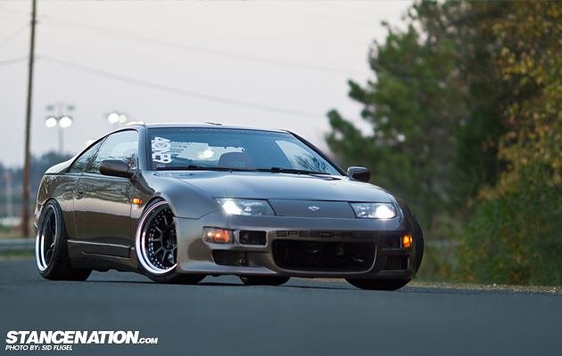 Form Function Steven S Stunning Nissan 300zx