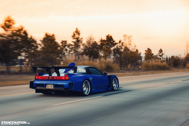 Wide Acura NSX (5)