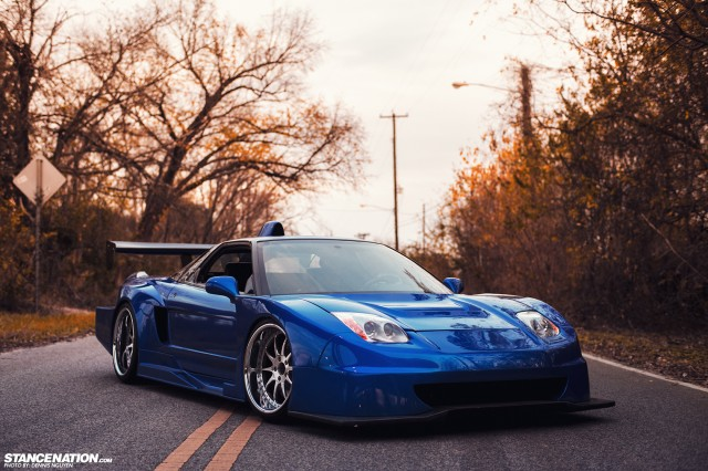 Wide Acura NSX (3)
