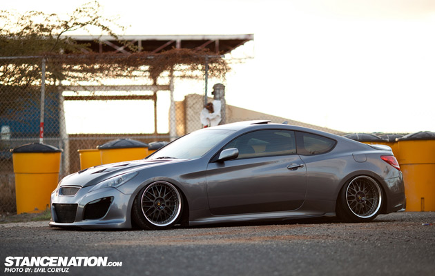 Kdm Style Craig S Y Hyundai Genesis Coupe
