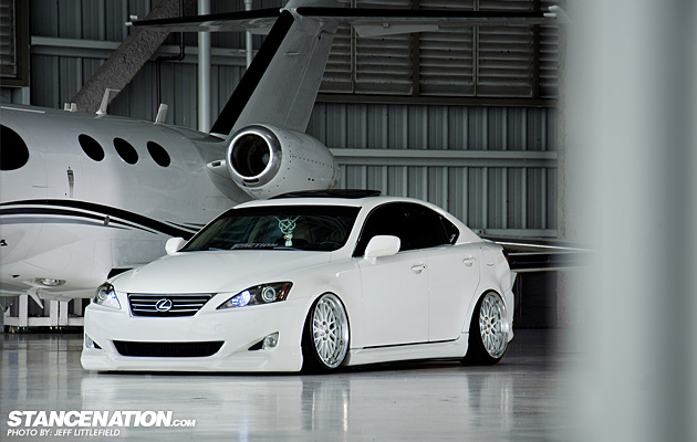 Lexus Isf Stancenation Form Function
