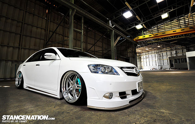 Camry Stancenation Form Gt Function