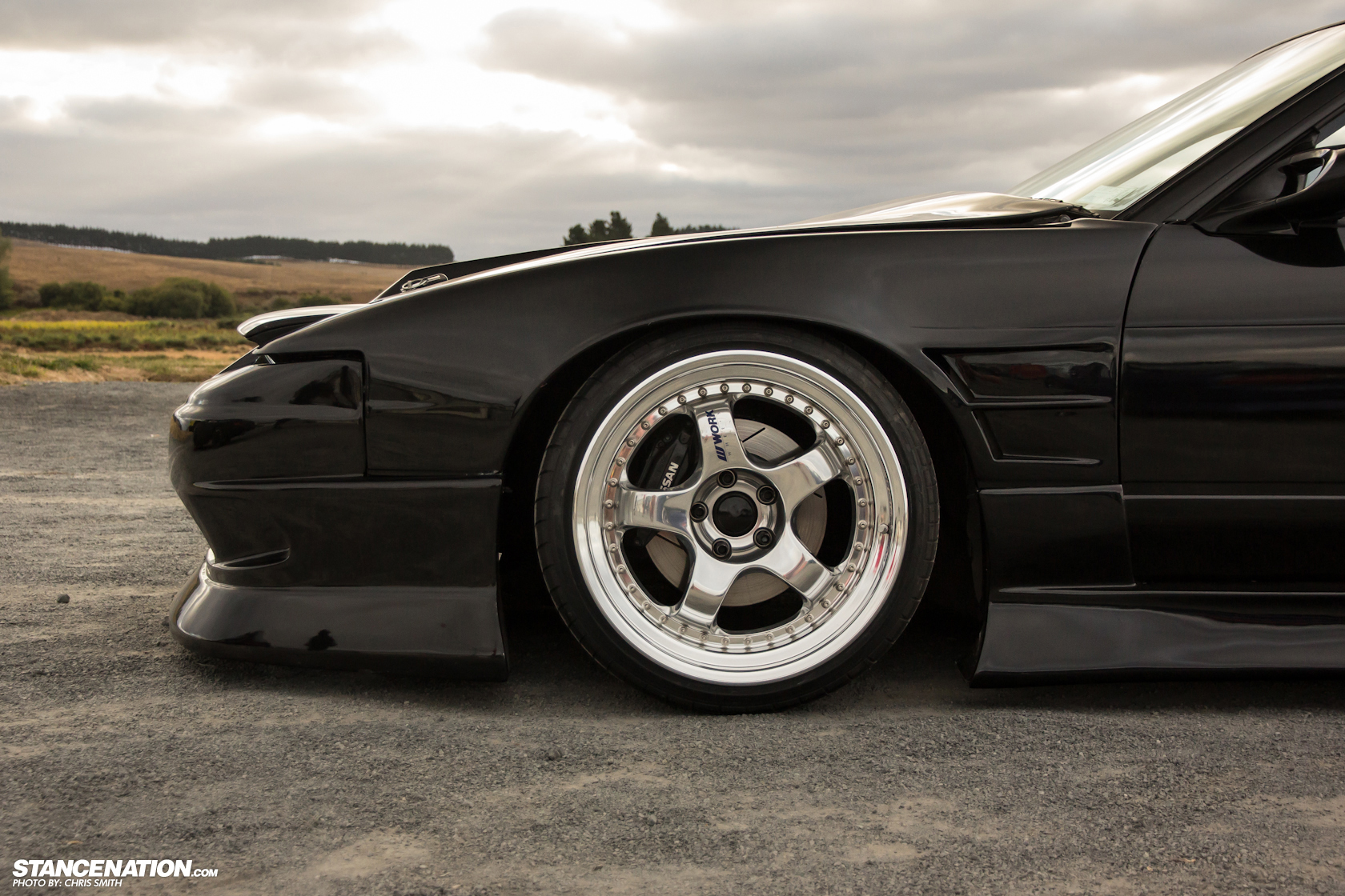 New Zealand Reppin Dave S Nissan 180sx Stancenation