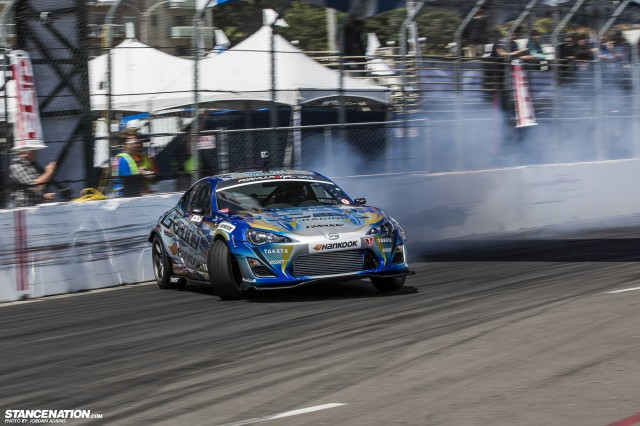 Formula Drift Round 1 Streets of Long Beach Photo Coverage (77)