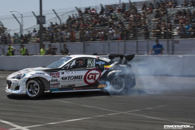 Formula Drift Round 1 Streets of Long Beach Photo Coverage (75)