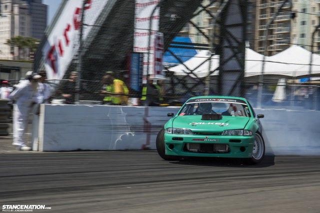 Formula Drift Round 1 Streets of Long Beach Photo Coverage (73)